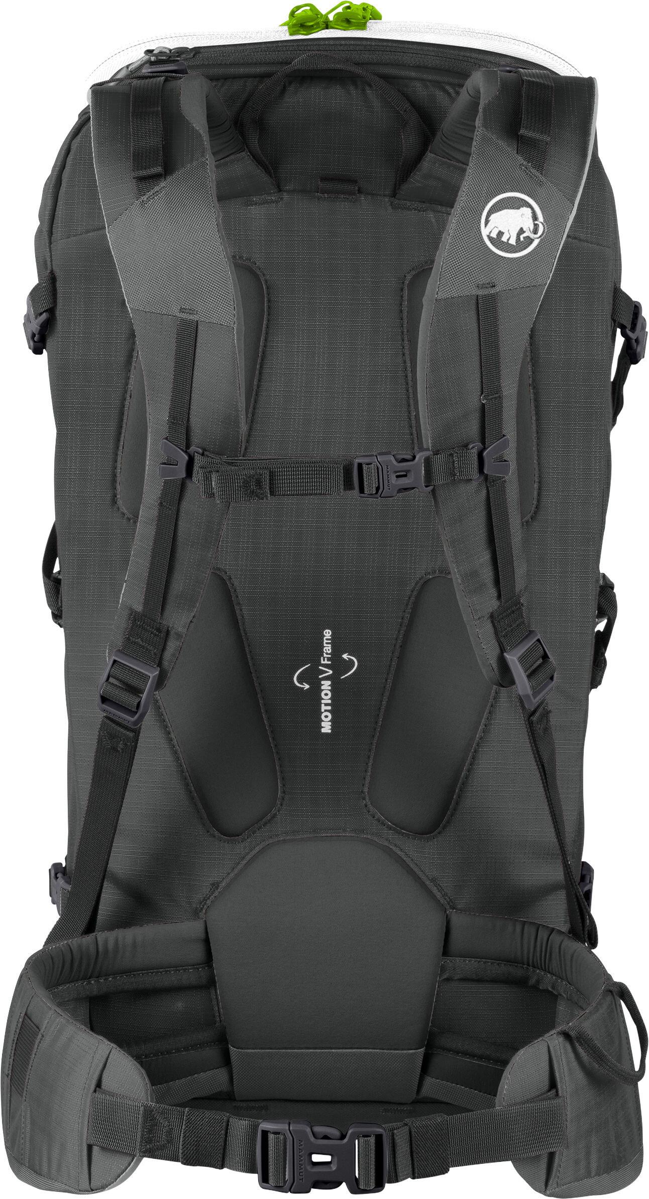 92ce1d057aba6 Mammut Trion Zip 28 Backpack titanium